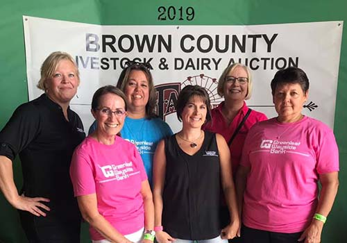 2019 Brown County Livestock & Dairy Auction