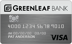 Apply for a Greenleaf Bank credit card today.